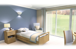 Blue Bedroom Scheme