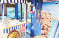 Sun Room – Ice Cream Cart