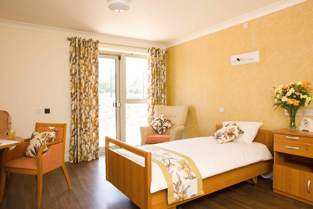 Amber Bedroom