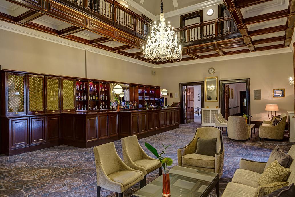 Banquetting Bar