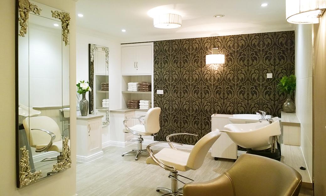Hair Salon & Hair u0026 Beauty | Bright Bay Design